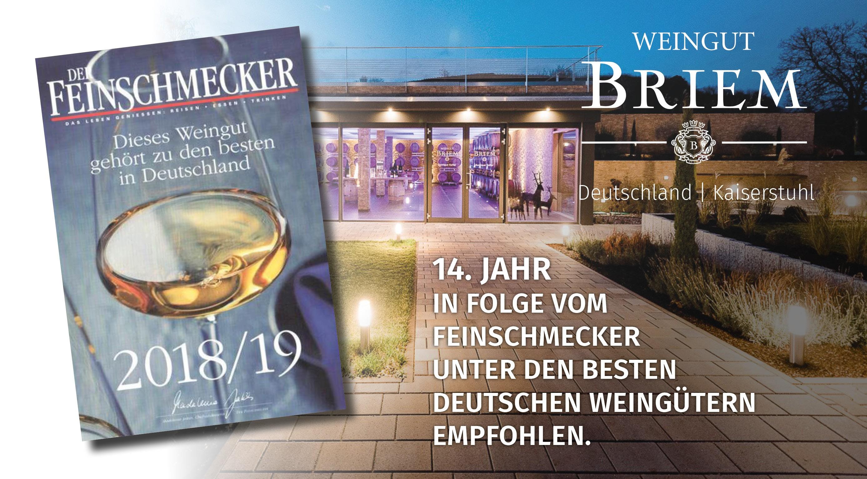 Weingut Briem, Kaisserstuhl, Wasenweiler